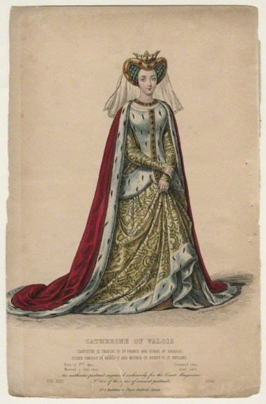 by Edward Hargrave, after Unknown artist, coloured line engraving, 1842