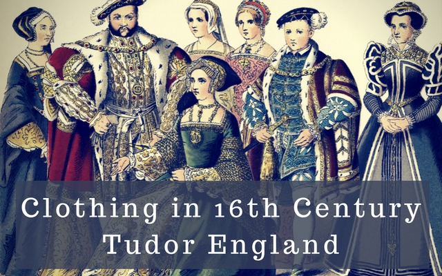 clothing-in-16th-century-tudor-england