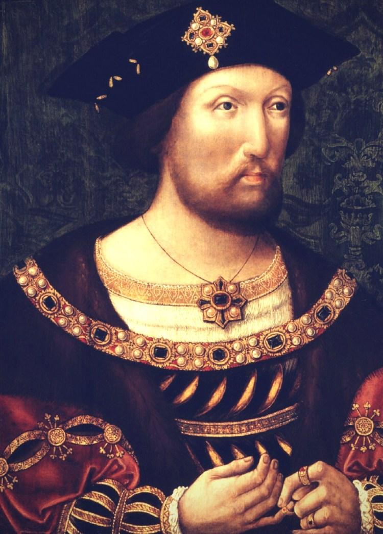 King Henry VIII circa 1520