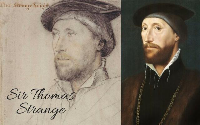 Sir Thomas Lestrange, c.?1536