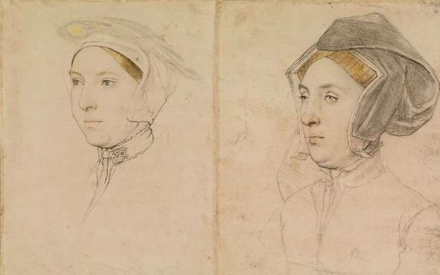 The identities of these women is unknown.