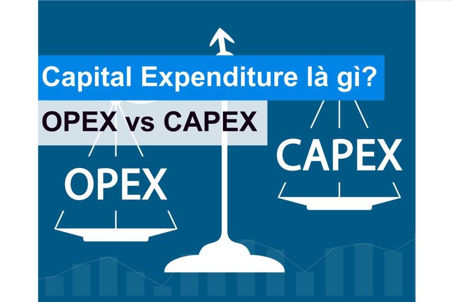 capital expenditure là gì