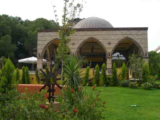Spezialitätenrestaurant im Voyage Belek