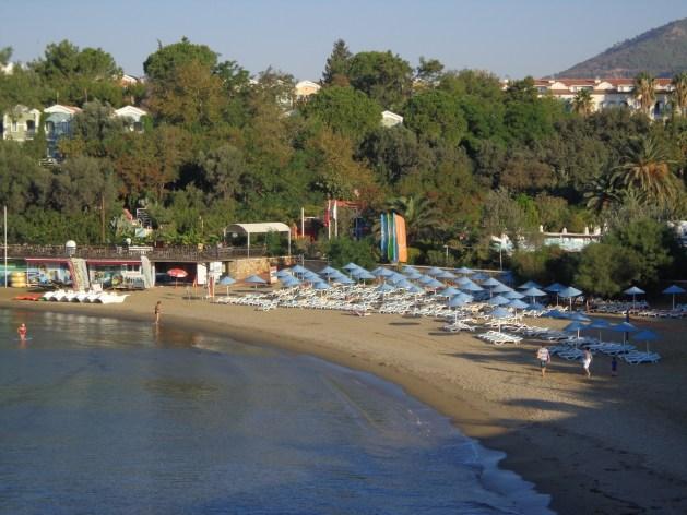 Strand im Paloma Club Sultan Özdere