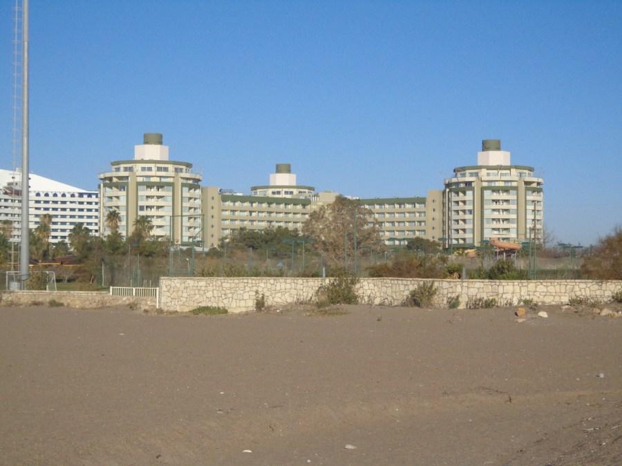 Hotel Rixos Lares in Antalya-Lara