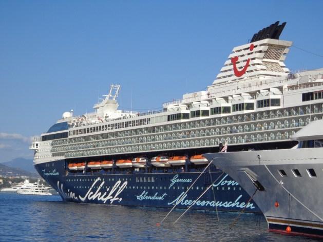 Im Hafen von Monaco