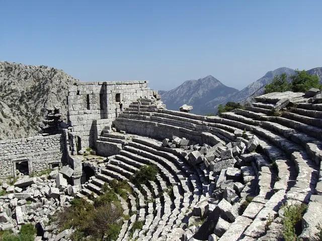 Amphitheater von Thermessos