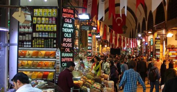 Grosser Bazar Istanbul