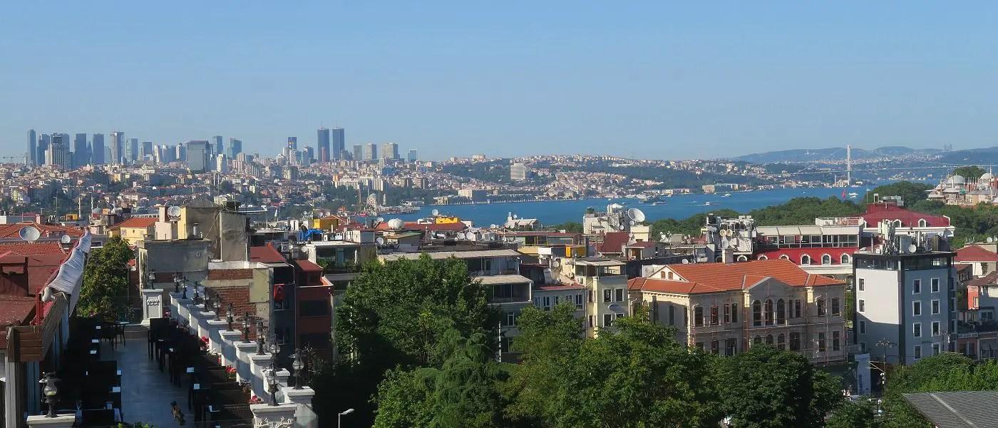 Einwohner Istanbul