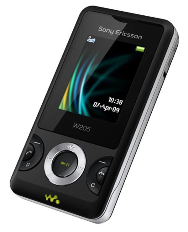 Sony Ericsson W205 - A fondo - tuexperto.com