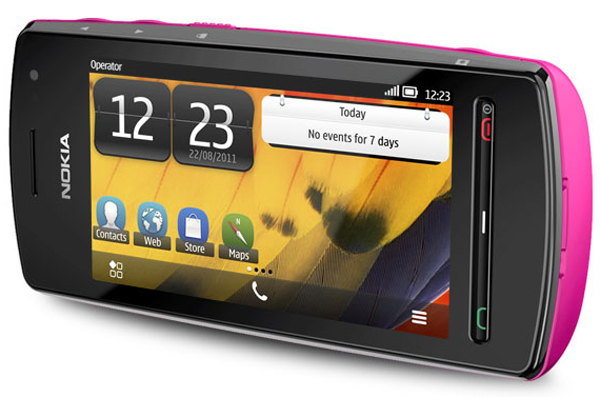 Nokia 600 NFC