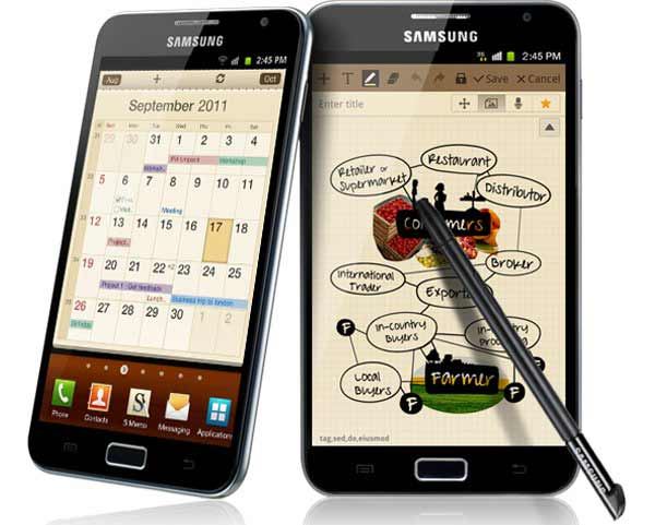 Samsung Galaxy Note 02