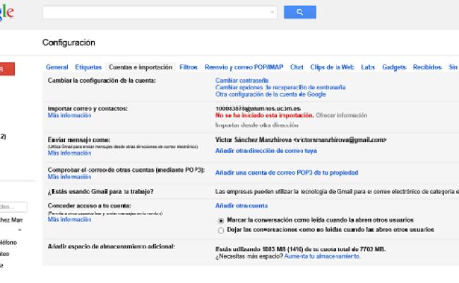 Gmail Cómo Ver Y Enviar Mensajes De Hotmail Desde Gmail