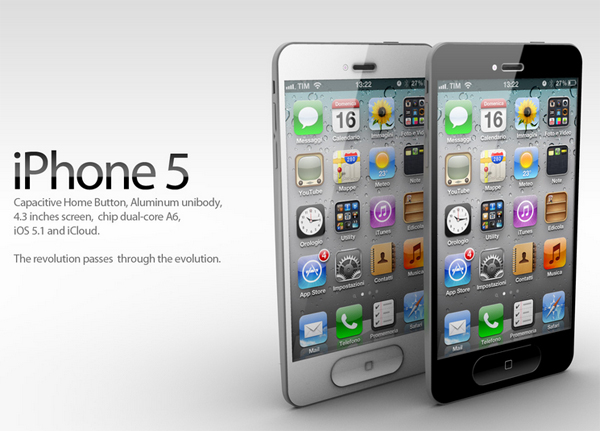 iphone 5 concepto 01