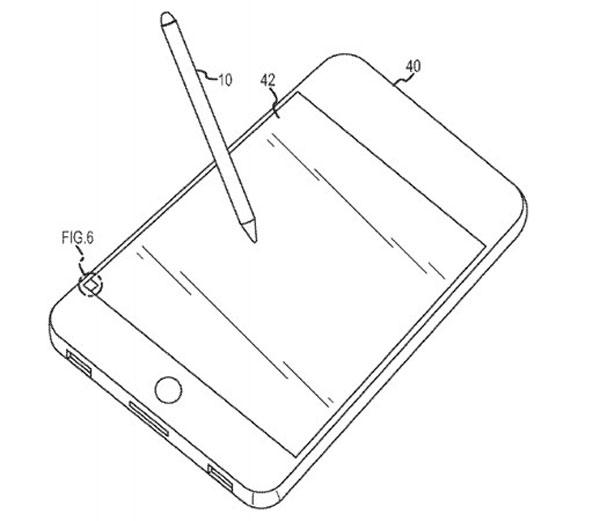Apple registra la patente de un lápiz, ¿para el iPhone 5?