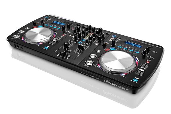 Pioneer XDJAERO controlador DJ para equipos iOS y Android  tuexpertocom