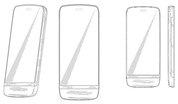 Se registra una nueva patente para un Nokia Lumia 922 o