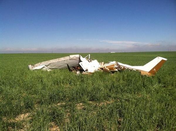 Permalink to Un hombre estrelló su avioneta después de hacerse selfies