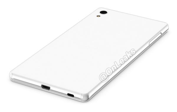 Filtradas las fotos oficiales del Sony Xperia Z4