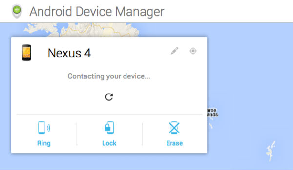 móvil Android datos