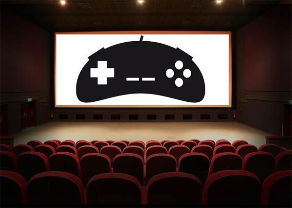 adaptaciones games películas