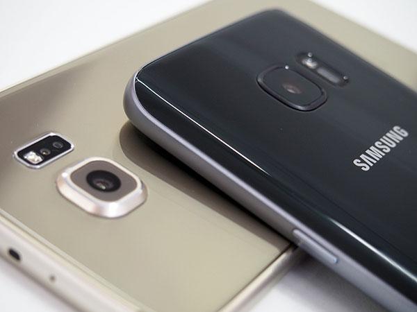 Samsung Galaxy S7 camara