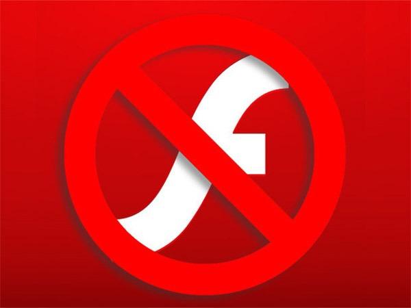 google bloqueo flash