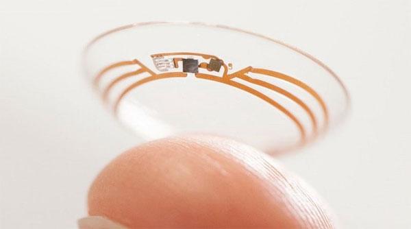 Google lentillas inteligentes