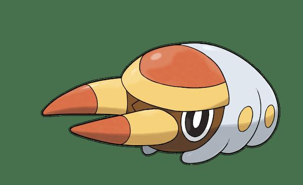 Pokémon Grubbin