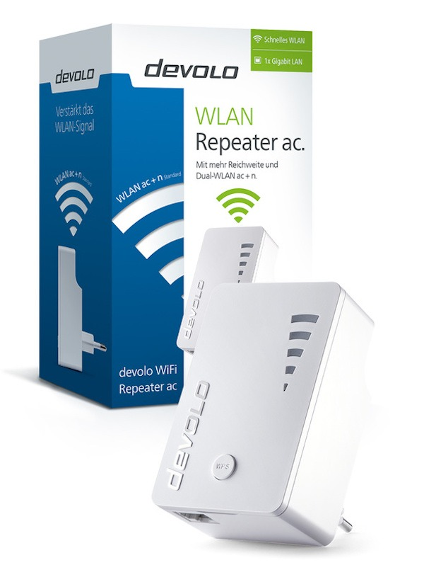 Devolo repetidor WiFi ac