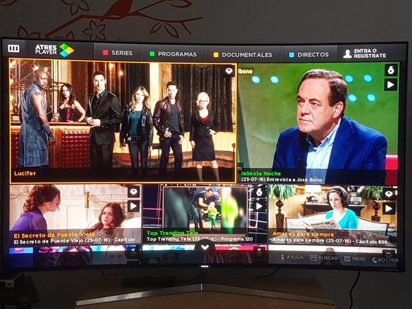Samsung Smart TV 2016