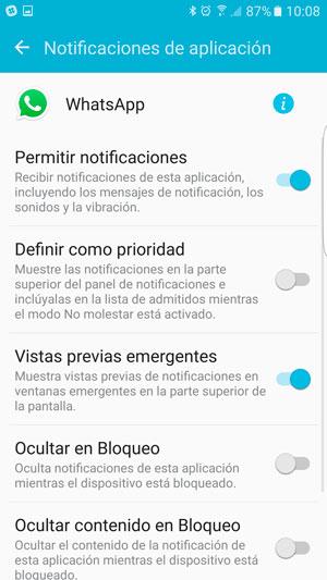 Menciones WhatsApp