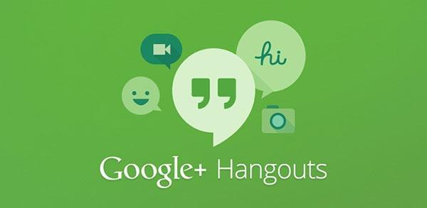 hangouts actualizacion