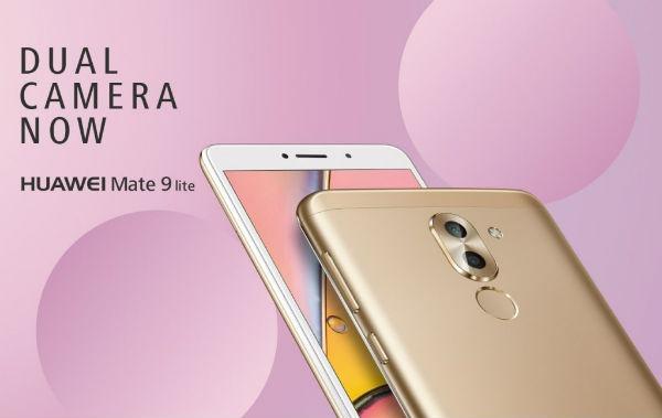 Huawei Mate nueve Lite