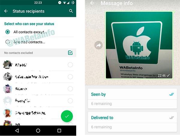 Whatsapp Status Comparte Imágenes Al Estilo Snapchat O
