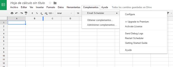 gmail configurar