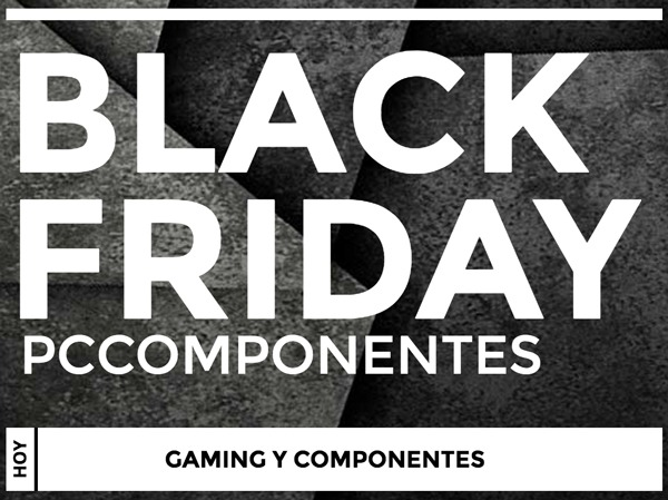 ofertas gaming black friday pccomponentes