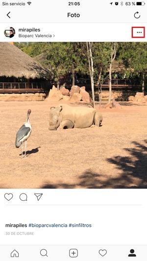 instagram desactivar comentarios fotos