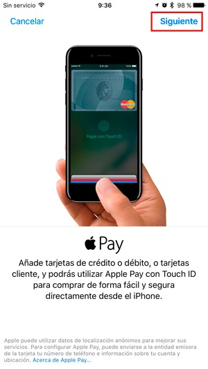 apple pay nueva