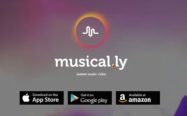 Logo bajar Musical.ly