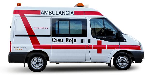 música ambulancias