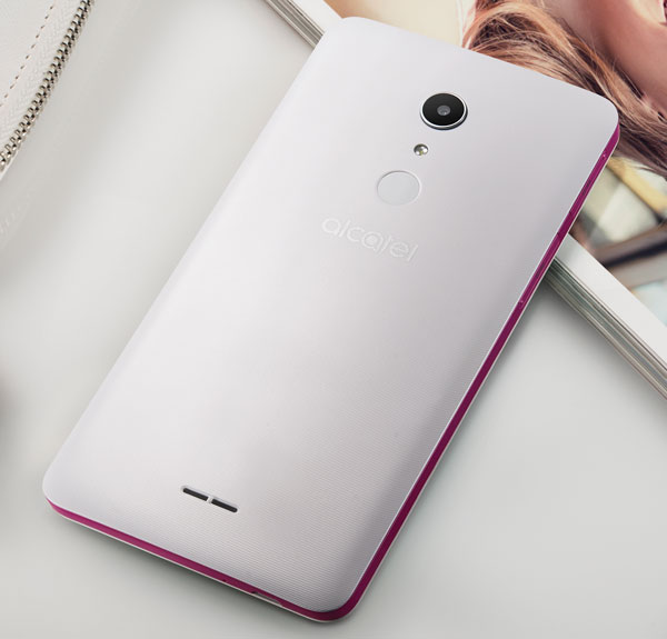 alcatel a3 xl blanco rosa
