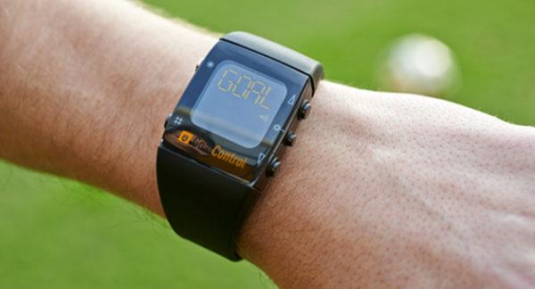 Reloj para verificar si es gol o no