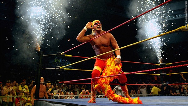 Hulk Hogan lucha libre