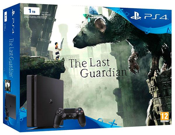 ps4 slim 1 tb the last guardian