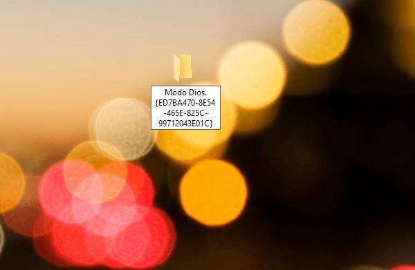modo dios windows