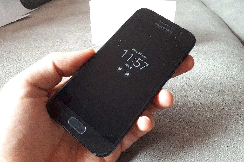 Samsung Galaxy A3 2017 review con precio y caractersticas