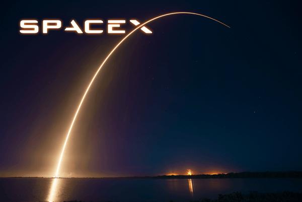 viaje luna spacex