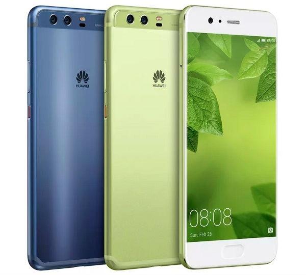 Huawei P10 Plus potencia