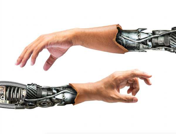Los robots sexuales no eran una novedad. Lo que si es una innovación es la creación de robots sexuales masculinos.